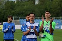 Zápas Arma Ústí x. Jihlava, sobota 18. od 15 hodin - foto 2. Fotbalisté Ústí nad Labem