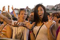 Festival Vysmáté léto 2013.