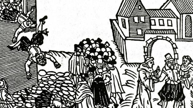 Pražská defenestrace zapálila Stavovské povstání. Po jeho pádu museli i Ústí opustit protestanté.