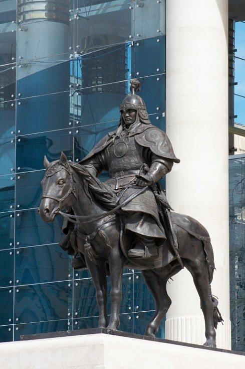 Světoběžník Martin Loew byl v Mongolsku.