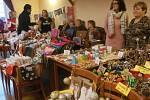 První adventní neděle se v Chabařovicích nesla v duchu Vánočního jarmarku.