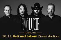 Lucie / EvoLucie Tour 2019 / Ústí nad Labem