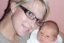 Klára Hronová,  porodila v ústecké porodnici dne 21.10.2011 (3.50) dceru Victorii (49cm, 3,06kg).