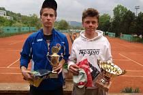 Velký tenisový turnaj na Bukově zná vítěze!