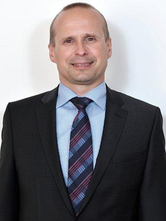 Ředitel společnosti BusLine Tomáš Roubíček.