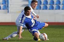 Ústečtí fotbalisté se v Národní lize odrazili ode dna a v posledních dvou kolech porazili Olomouc a Kolín.