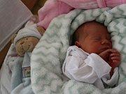 Matyáš Červeň se narodil v ústecké porodnici 28. 5. 2017(4.12) Zuzaně Vobrátilové. Vážil 2,13 kg.