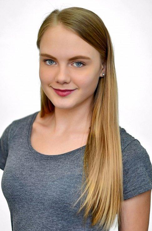 12. Lucie Budáková, 15 let, Radonice u Kadaně