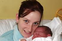 Lucie Hrabánková, se narodila v ústecké porodnici dne 17. 12. 2012 (20.15) mamince Lucii Hrabánkové, měřila 44 cm,  vážila 3,6 kg.