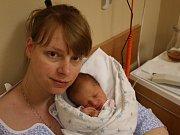 Klaudie Mašková se narodila v ústecké porodnici 8.2.2017(01.44) Janě Vošické. Měřila 46 cm, vážila 2,38 kg.