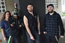 Děčínská rocková skupina A New Chapter