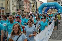 V loňském roce přilákal Běh pro život v Ústí nad Labem přes pět stovek nadšenců.