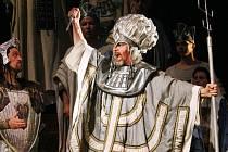 Opera Nabucco. Ilustrační foto.