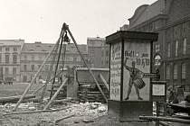Všudypřítomná nacistická propaganda rasovou a národnostní nesnášenlivost přiživovala. Snímek z roku 1939.