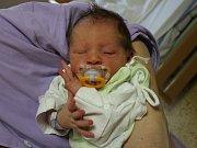 Robin Kudrnovský se narodilv ústecké porodnici 22. 3. 2017 (9.12) Petře Ledinské. Měřil 50 cm, vážil 3,15 kg.