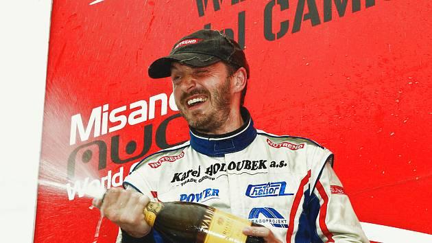 David Vršecký vyhrál v Misanu dva závody!