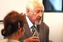 V kruhu přátel slavil 85. narozeniny spisovatel Ladislav Muška.