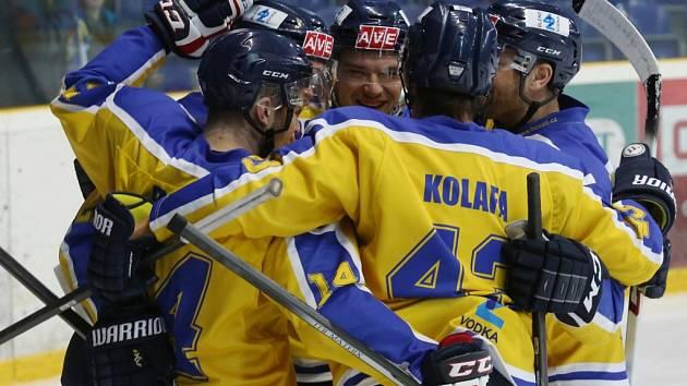 Radost se spoluhráči už Tomáš Kolafa nezažije.