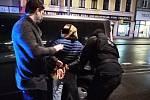 Zadržení dvou cizinců v Ústí nad Labem