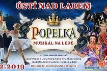 Kouzelný muzikál na ledě Popelka