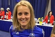 Maratonská běžkyně Zuzana Hofová. Archivní foto