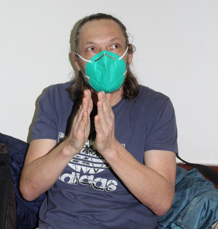 """Martin K. alias """"Ústečan"""" z dokumentu V síti před soudem v Ústí nad Labem"""