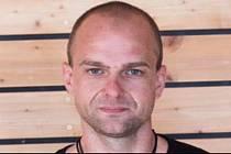 Nový trenér A týmu Florbal Ústí Vladimír Trčka.
