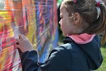 Graffiti Jam přinesl street art do Chlumce.