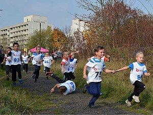 Dvanáctý ročník Přeboru Univerzity J. E. Purkyně v přespolním běhu
