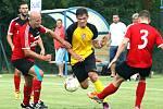 1.kolo krajského poháru, Chlumec-Brná 2:3 pkFoto: Deník/Rudolf Hoffmann