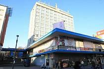 Hotel Bohemia.