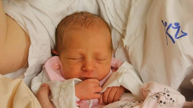 Nela Vencová se narodila Zuzaně Vencové z Ústí nad Labem 22. prosince ve 22.25 hod. Měřena nebyla, vážila 2,59 kg