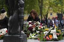 Ministryně práce a sociálních věcí Jana Maláčová navštívila Ústecký kraj.