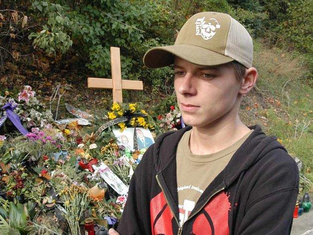 Petr Kašpar vzpomíná na nehodu v Neštěmicích