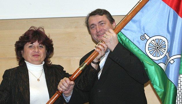 Jana Vaňhová a Jiří Šulc.