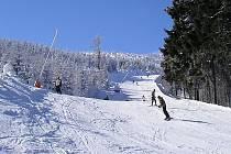 Liberecko má lyžařům co nabídnout.