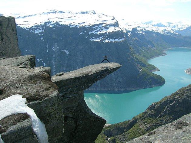Norsko.