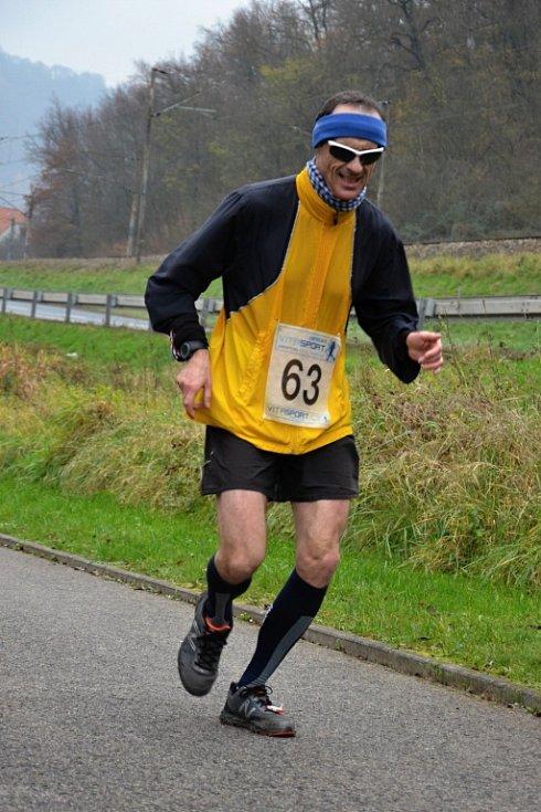 Ve Svádově se konal maraton, půlmaraton a závod na deset kilometrů.