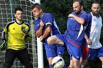 Fotbalisté Sebuzína budou patřit k favoritům okresního přeboru.
