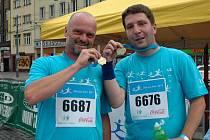 Běh pro život v centru Ústí