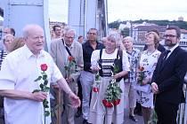 Češi i Němci si připomněli masakr z července 1945.