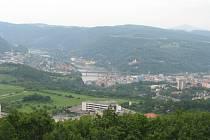 Výhled z Erbenovy vyhlídky na Labské údolí.