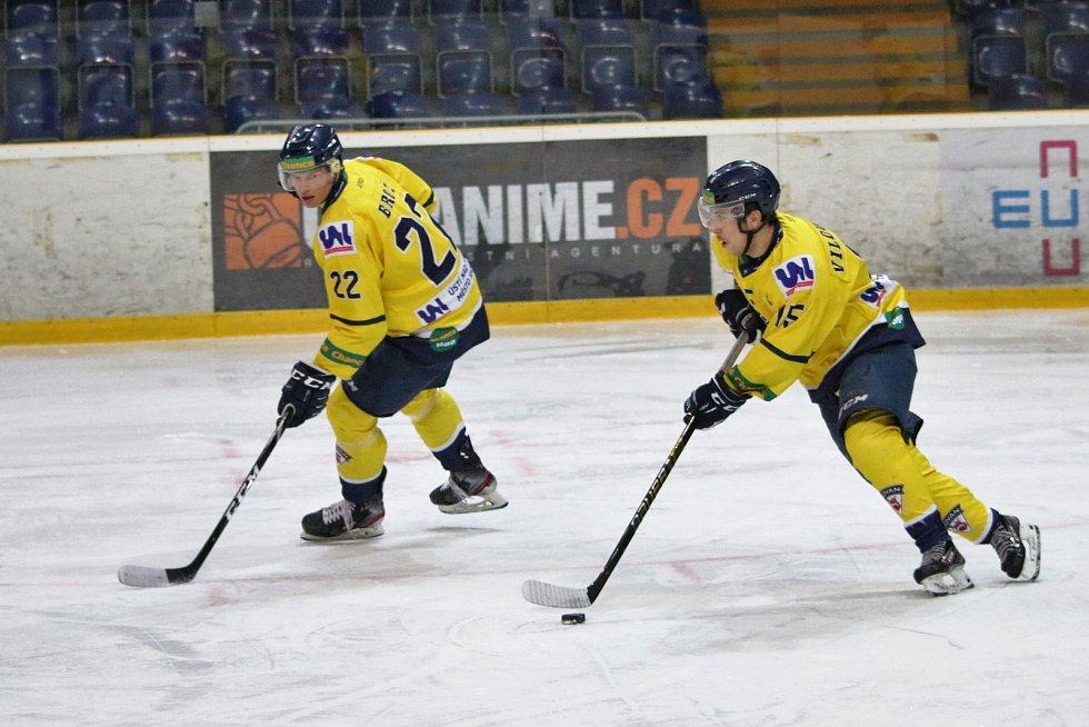 Hokejisté Ústí nad Labem, Slovan Ústí nad Labem