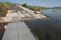 Jezero Milada, rok 2009.