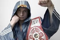 Ústecký boxer Lukáš Konečný se stal mistrem Evropské unie.