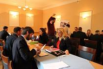 Inovační centrum Ústeckého kraje propojuje firmy a výzkumníky například formou rychlého inovačního rande