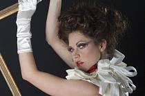 Lenka Kocmanová Taussigová je asi nejznámější ústeckou modelkou