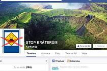 Proti ústeckému magistrátu brojí nový web STOP KRÁTERÚM.