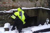 Do pátrání po dívce z Ústí se zapojili strážníci.