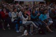 Spirituál kvintet hrál poprvé na hradě Střekov, přišlo tisíc lidí.